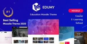 EDUMY V1.2.3 - LMS ONLINE EDUCATION COURSE WORDPRESS THEME