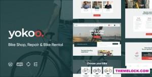 YOKOO V1.0.1 - BIKE SHOP & RENTAL WORDPRESS THEME