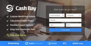CASH BAY V1.0.9 - LOAN & CREDIT MONEY WP THEME
