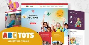 ABC TOTS V1.6.5 - KINDERGARTEN THEME