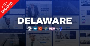DELAWARE V1.1.5 - CONSULTING AND FINANCE WORDPRESS THEME