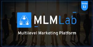 MLMLab - Multilevel Marketing Platform