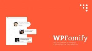 WPfomify WordPress Plugin v2.1.1.2 + Addons