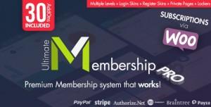Ultimate Membership Pro WordPress Plugin v8.9