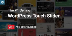 Master Slider v3.3.0 - WordPress Responsive Touch Slider