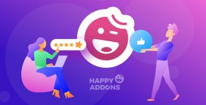 Happy Elementor Addons Pro v1.7.0