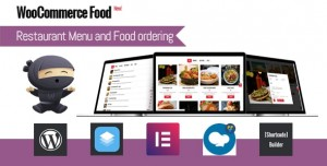 WooCommerce Food v1.5 - Restaurant Menu & Food ordering
