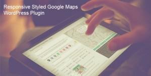 Responsive Styled Google Maps v4.9
