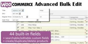 WooCommerce Advanced Bulk Edit v4.5