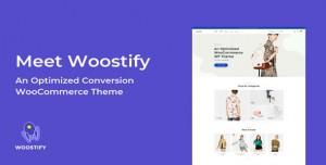 Woostify v1.5.7 + Pro Addon v1.2.5