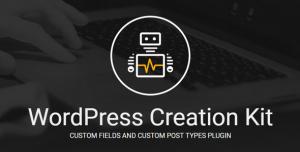 WordPress Creation Kit Pro v2.6.1
