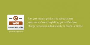 Subscriptio v3.0.5 - WooCommerce Subscriptions