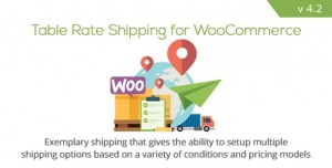 Table Rate Shipping for WooCommerce v4.2.1