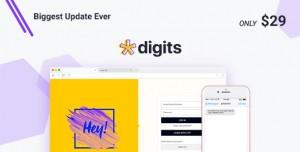 Digits v7.2.0.9 - WordPress Mobile Number Signup and Login