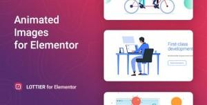 Lottier v1.0.0 - Lottie Animated Images for Elementor
