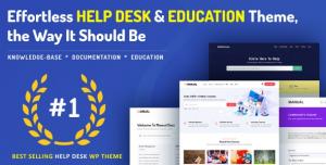 Manual - Documentation Knowledge Base & Education WordPress Theme
