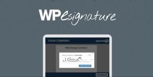 WP E-Signature v1.5.5.5 + Addons
