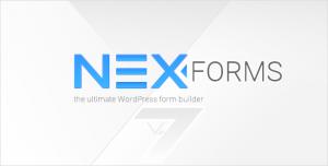NEX-Forms v7.5.14 - The Ultimate WordPress Form Builder