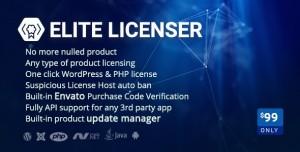 Elite Licenser v2.1 - Software License Manager for WordPress
