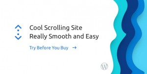 Smooth Scroll for WordPress v2.0.0 - Site Scrolling without Jerky and Clunky Effects