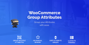 WooCommerce Group Attributes v1.5.4