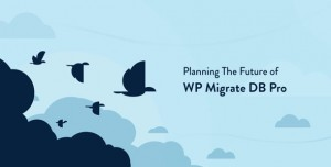WP Migrate DB Pro v1.9.10 + Add-Ons