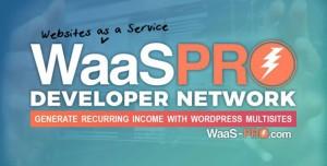 Waas.PRO Multisite WordPress Plugins Pack