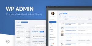wphave Admin v2.2 - A clean and modern WordPress Admin Theme