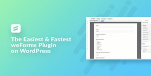 weForms v1.3.9 - Fastest Contact Form Plugin