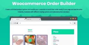 WooCommerce Order Builder v1.1.2