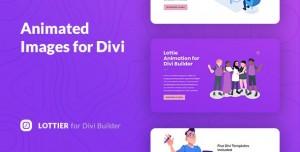 Lottier v1.0.0 - Lottie Animated Images for Divi Builder