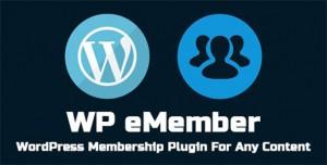 WP eMember v10.2.2 - WordPress Membership Plugin