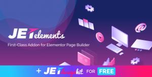 JetElements v2.2.9 - Addon for Elementor Page Builder