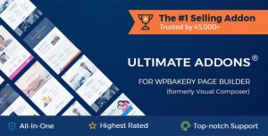 Ultimate Addons for WPBakery Page Builder v3.19.6