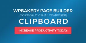 WPBakery Page Builder (Visual Composer) Clipboard v4.5.7