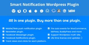 Smart Notification Wordpress Plugin v9.2.2