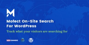 Mofect v1.0.1 - On-Site Search For WordPress